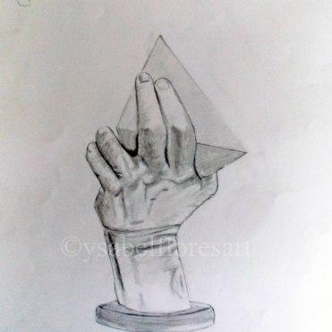 Posing Hands I