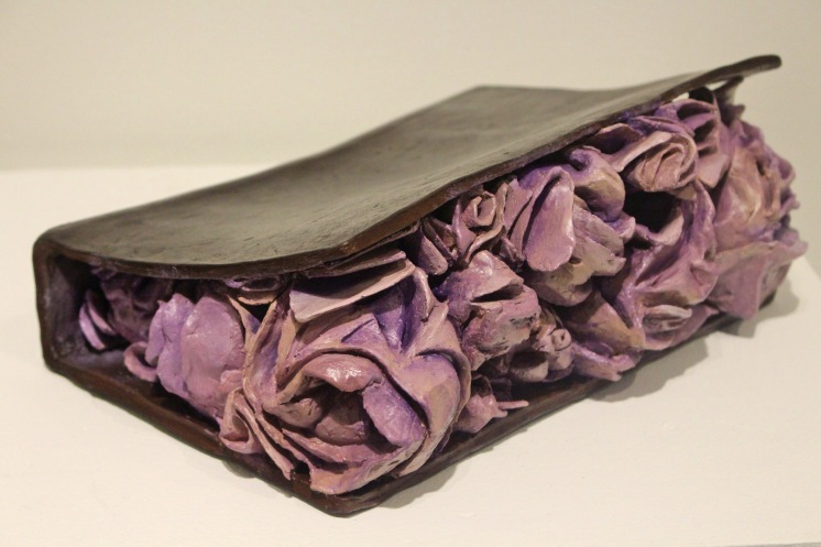 Ceramic (finished with oils)